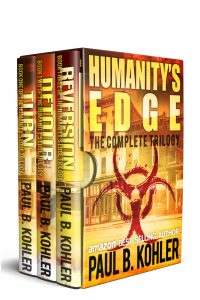zombies, humanity's edge, horror, sci-fi, genetic engineering, nanites