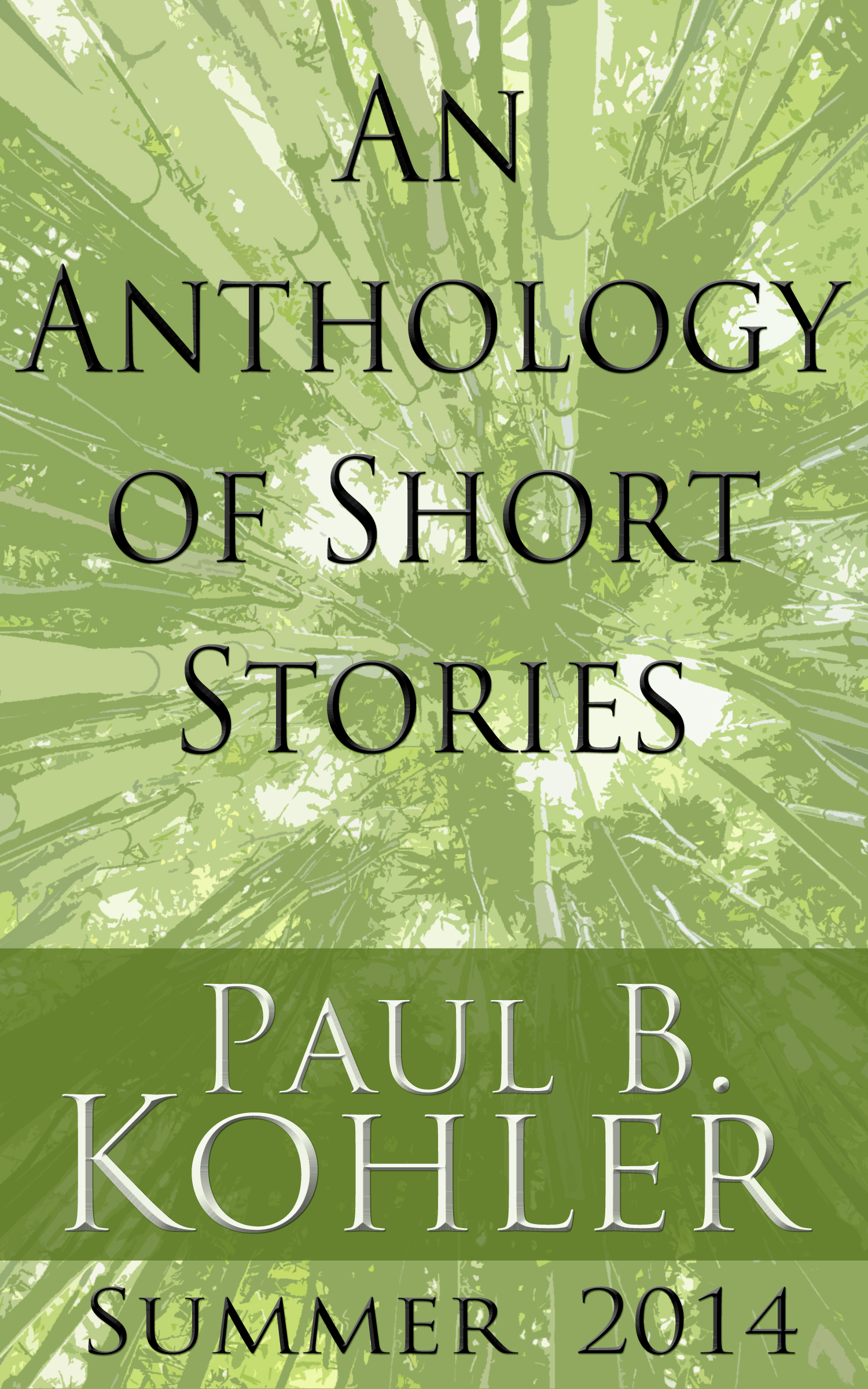 short story anthology, sci-fi, fantasy, suicide, tragic