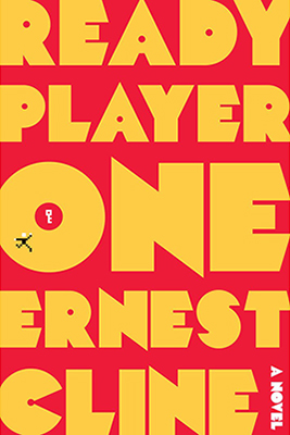 ready player one, ernest cline, book review, gamer